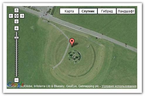 Как вставить карты местности в блог | n-wp.ru