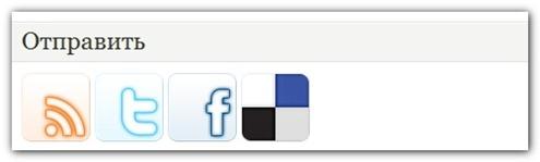 Кнопка Отправить в Twitter | Отправить в Facebook | n-wp.ru