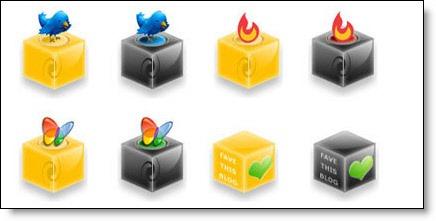 Где взять иконки и картинки для оформления блога | еще 10 сайтов с бесплатными иконками социальных сетей | n-wp.ru