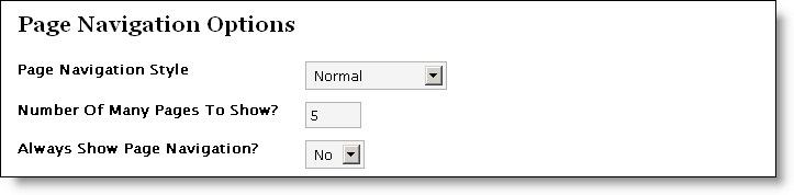 Как сделать пронумерованный список страниц | WP-PageNavi