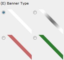 Как создать баннер | Diagonal Advertising Banner Design - Web Banner Ads Generator