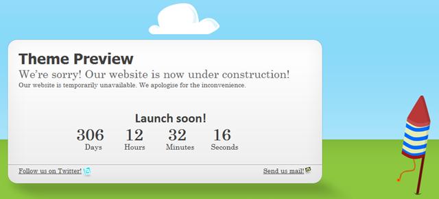 Ready2Launch! — тема для блога на реконструкции | n-wp.ru