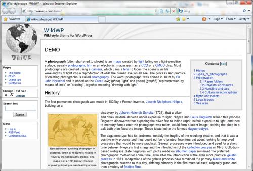 WikiWP — тема как у Википедии   n-wp.ru