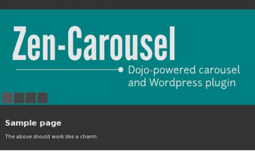 """Как сделать """"карусель""""   Zen-Carousel   n-wp.ru"""