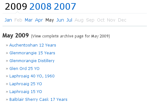 Интересный плагин для создания архива | Smart Archives Reloaded | n-wp.ru