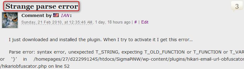 Как добавить название к каждому комментарию | Hikari Titled Comments | n-wp.ru