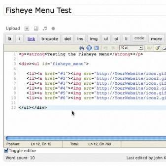 Как включить редактор кода | WP Advanced Code Editor | n-wp.ru
