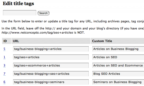 Как задать заголовок странице, отличный от названия поста | SEO Title Tag | n-wp.ru
