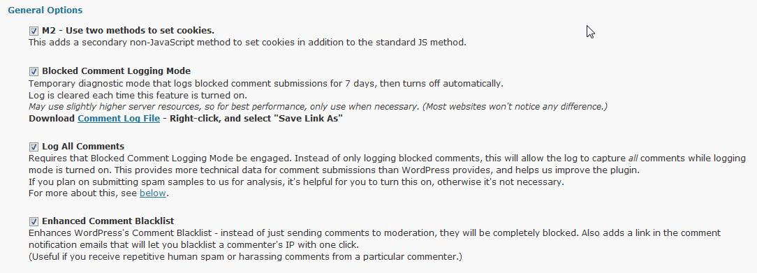 Как бороться со спамом | WP-SpamFree Anti-Spam | n-wp.ru