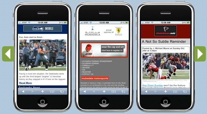 Как сделать версию блога для мобильных устройств | MoFuse | n-wp.ru