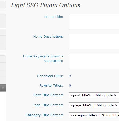 Как оптимизировать блог для поисковых систем | Light SEO | n-wp.ru