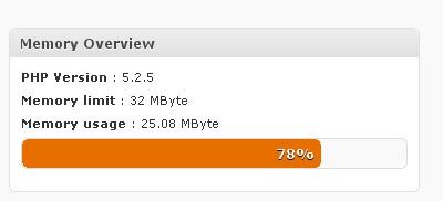 Как узнать, сколько памяти занято | WP-Memory-Usage | n-wp.ru
