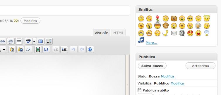 Как добавить смайлики в блог | Smilies Themer Toolbar | n-wp.ru