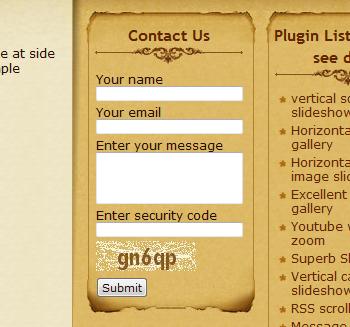 Как добавить простую форму обратной связи   Simple contact form   n-wp.ru