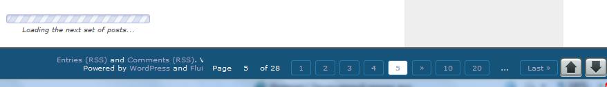 Как сделать бесконечные страницы в блоге | плагин WP-PageScroll | n-wp.ru