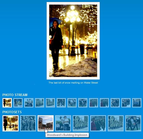 Как вставить фотосеты из Flickr   Brainbits Flickr Gallery   n-wp.ru