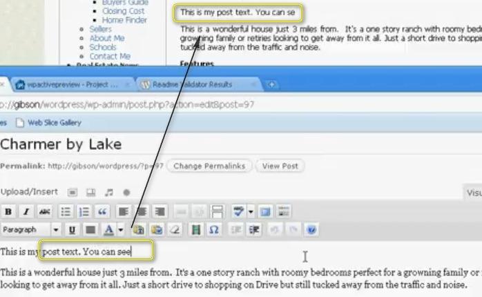 Как сделать превью публикаций в реальном времени | Active Preview | n-wp.ru