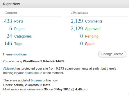 Как узнать, сколько посетителей сейчас на сайте | WP-UserOnline | n-wp.ru