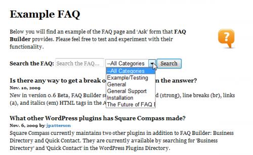Как оформить ответы на часто задаваемые вопросы | FAQ Builder | n-wp.ru