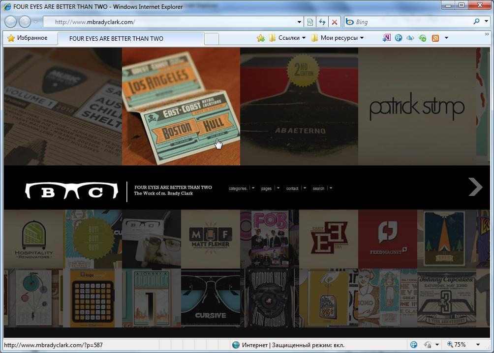 Великолепная тема для фото-блога | Fullscreen | n-wp.ru