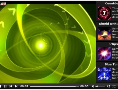 Video Player FX - мощный флеш-плеер для Wordpress | n-wp.ru