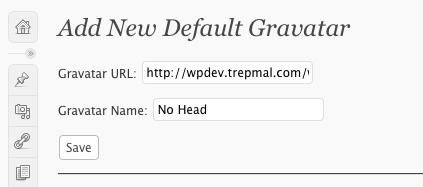 Как изменить аватар по умолчанию | Add New Default Avatar