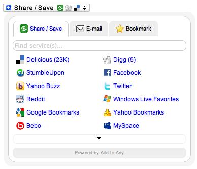 Как добавить пост в закладки | AddToAny: Share/Bookmark/Email Button | n-wp.ru
