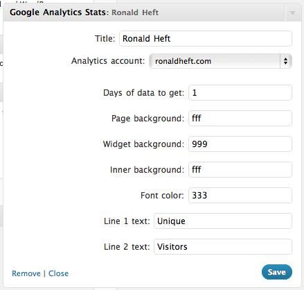Как просмотреть статистику посещений | Google Analyticator