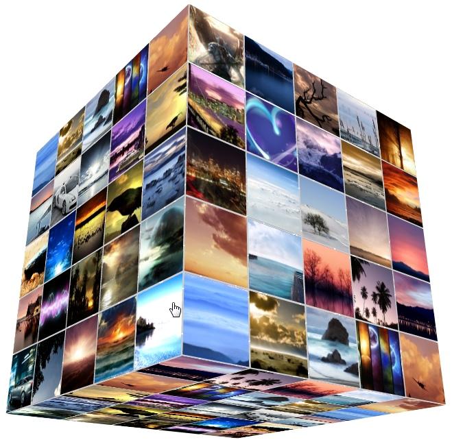 Как сделать красивую, необычную галерею | GRAND Flash Album Gallery | n-wp.ru