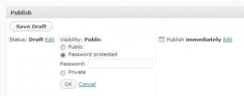 Как установить единый пароль на все запароленные посты   Global Post Password   n-wp.ru