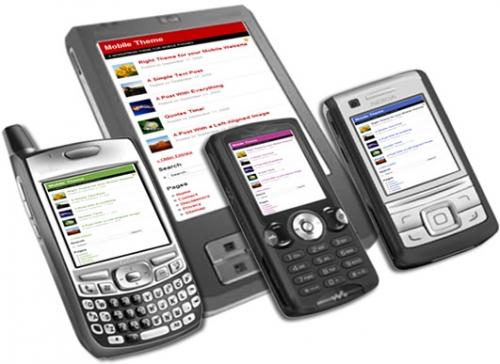 Тема для мобильного доступа к блогу | WordPress Mobile Theme | n-wp.ru