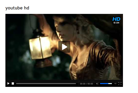 Как красиво вставить видео из YouTube | youtube with style | n-wp.ru