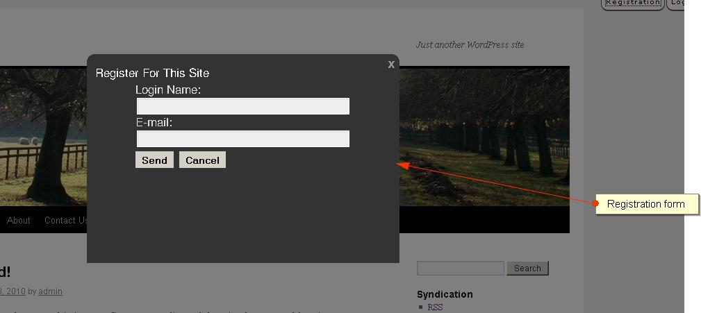 registration-login