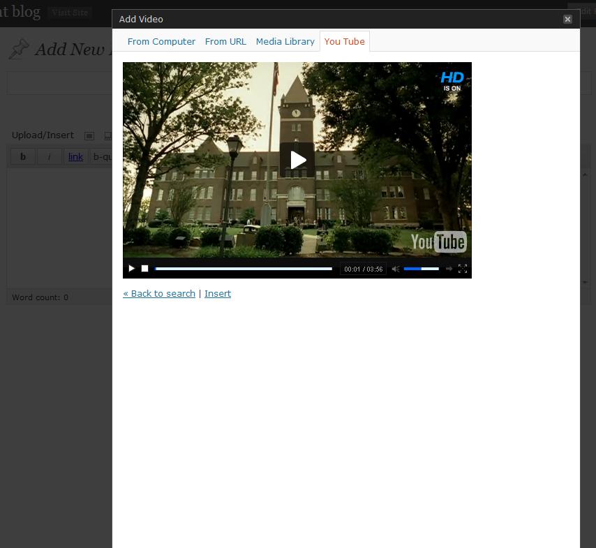 Как красиво вставить видео из YouTube | youtube with style