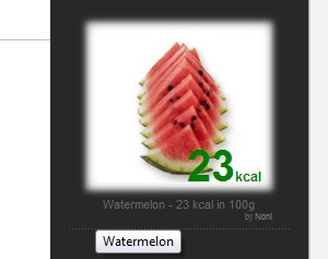 WP Calories - виджет для фитнес-блогов | n-wp.ru