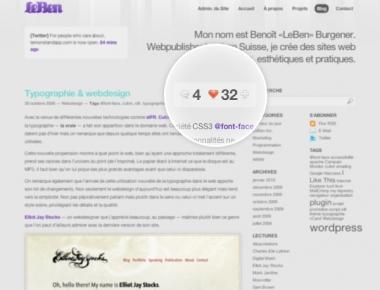 Как сделать простую систему оценки постов   I Like This   n-wp.ru