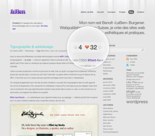 Как сделать простую систему оценки постов | I Like This | n-wp.ru