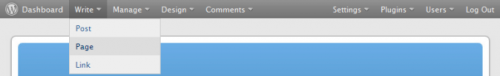 Как управлять блогом, не заходя в админку    WordPress Admin Bar   n-wp.ru