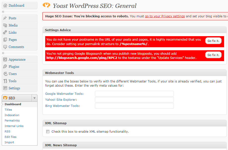 Как сделать блог seo-оптимизированным | WordPress SEO | n-wp.ru