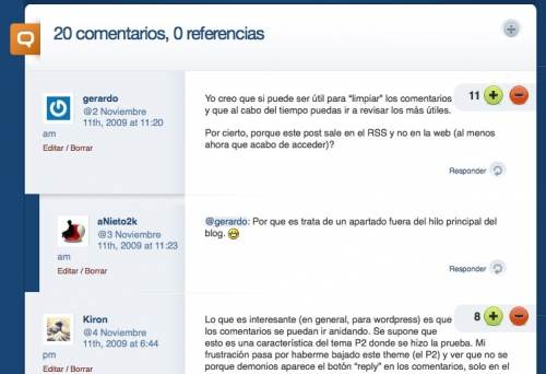 Как добавить рейтинг комментариям и снабдить комментаторов кармой   WP Answers   n-wp.ru