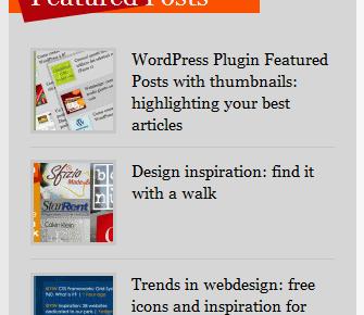 Как вывести анонсы нужных постов с миниатюрами   WP Featured Post with thumbnail   n-wp.ru
