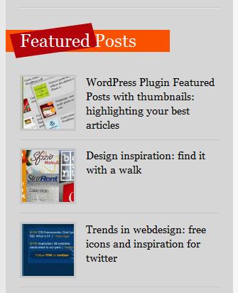 Как вывести анонсы нужных постов с миниатюрами | WP Featured Post with thumbnail | n-wp.ru