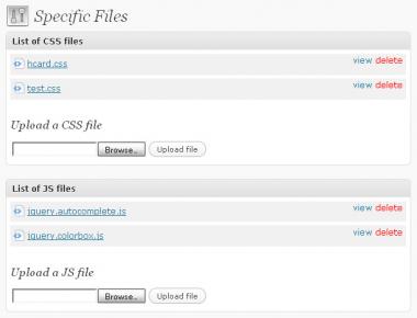 Как подключить индивидуальное оформление или скрипт в определенном посте | Specific Files for Posts and Pages | n-wp.ru