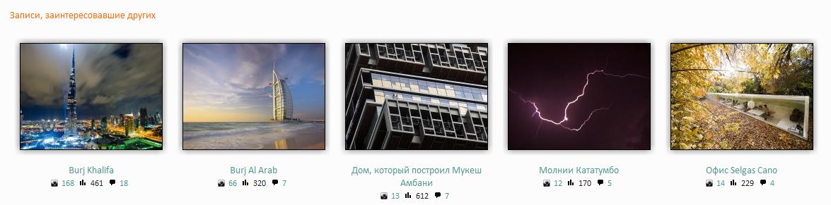 Как без плагинов вывести популярные посты с миниатюрами | n-wp.ru