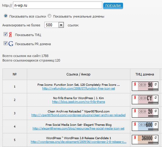 Как провести массовую проверку индексации сайтов | Сервисы SEOGadget
