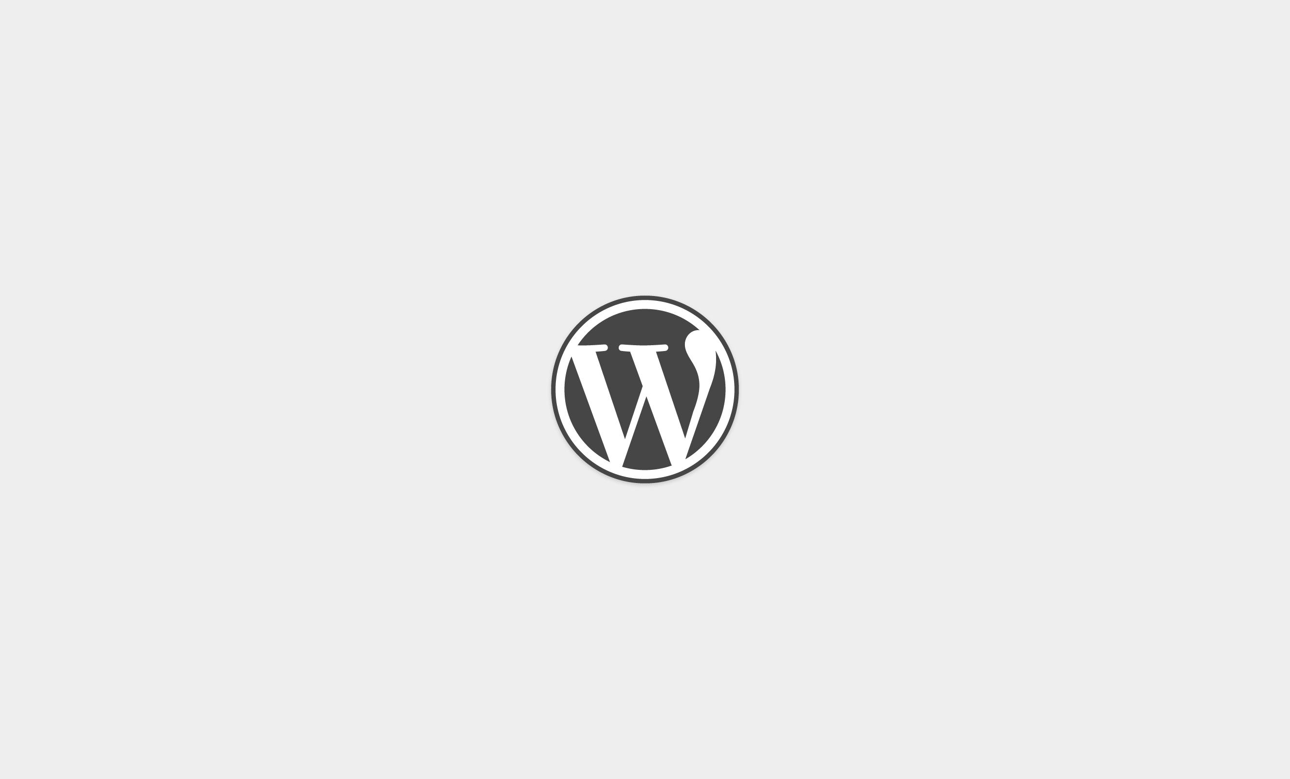 Обои для рабочего стола в стиле Wordpress - официальные релизы | n-wp.ru
