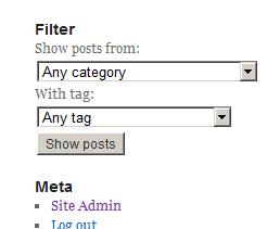 Как выбрать записи в определенным тегом и в определенной категории | Cat + Tag Filter | n-wp.ru