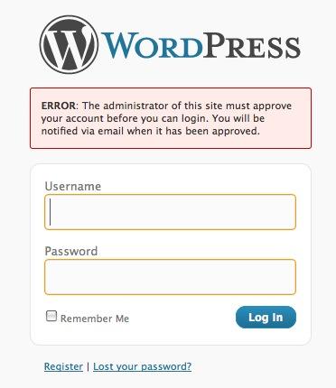 Как сделать закрытый сайт только для избранных | Absolute Privacy | n-wp.ru