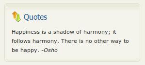 Как отображать в блоге меняющиеся цитаты | th0th's Quotes | n-wp.ru