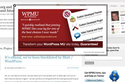 Как сделать красивое всплывающее сообщение | WordPress PopUp | n-wp.ru